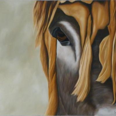 Huile et Acrylique sur toile - Galerie